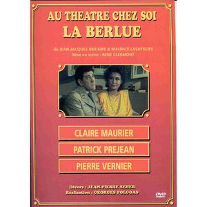 DVD SPECTACLE DVD La berlue