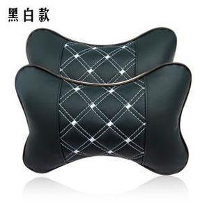 APPUI-TÊTE appui-tête de voiture coussin oreiller broderie en