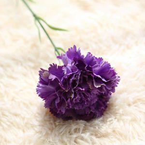 oeillet fleur artificielle - achat / vente oeillet fleur