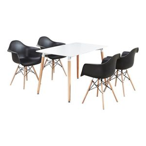 Table Chaises Pas Vente Scandinave 4 Achat Cher WI9EHD2Y