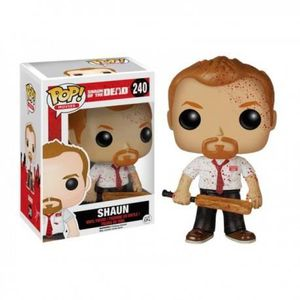 FIGURINE - PERSONNAGE Figurine Shaun of the Dead - Bloody Shaun Exclusiv