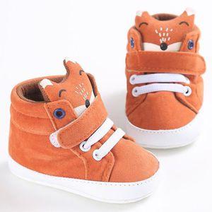 5267ea74b40c1 Bébé garçon Chaussures de renard Chaussures de haute couture Sneaker ...
