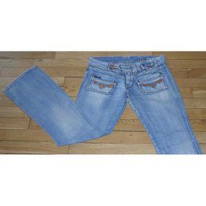 Vente 5 Jeans Femme Kaporal Pas Achat Cher 4fy4aT8cH