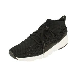 huge selection of b3fb4 658bb BASKET Nike Air Footscape NM Woven Flyknit Hommes Running