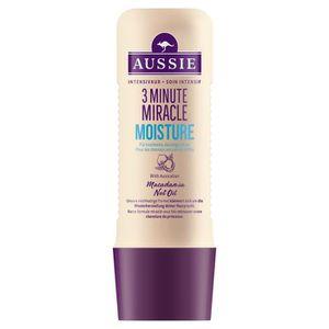 APRÈS-SHAMPOING AUSSIE Soin pour cheveux 3 min Miracle Moist - 25