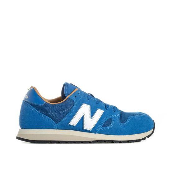 Baskets New Balance U520BF Classic Running pour homme en bleu. Bleu Bleu - Achat / Vente basket