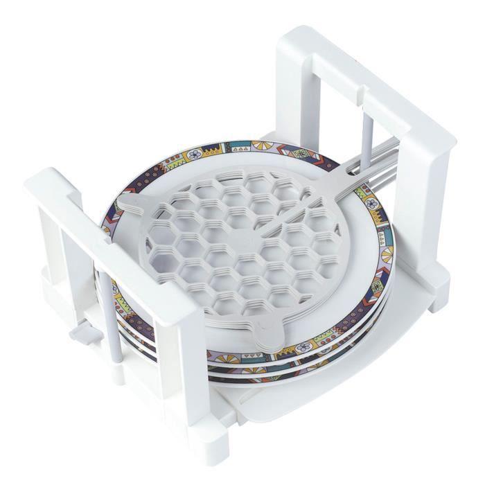 FROLI Protège-assiettes télescopique