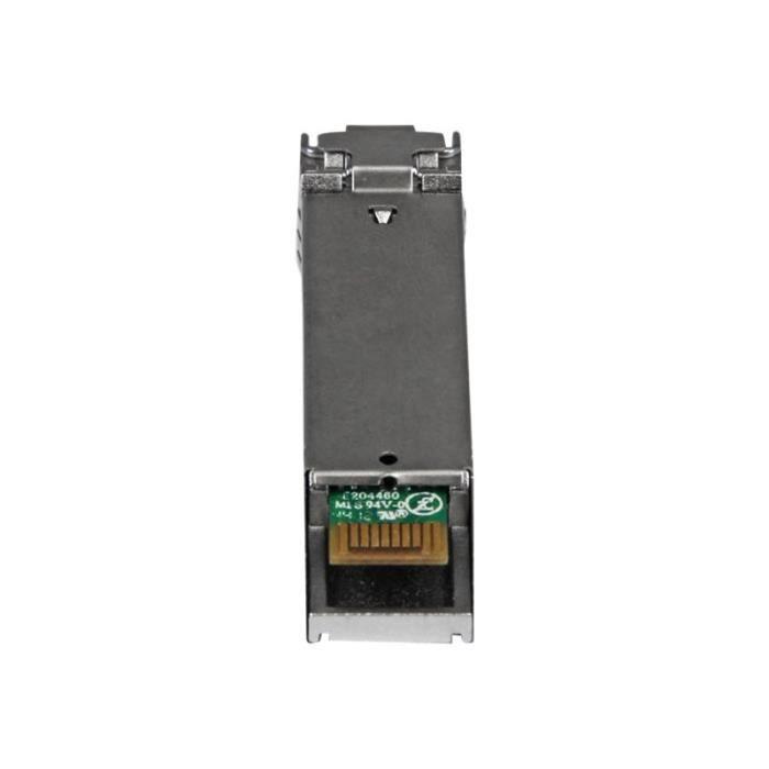 STARTECH.COM Module de transceiver SFP+ à fibre optique GbE - Compatible HP J4859C - LC - DDM - 10 km / 550 m
