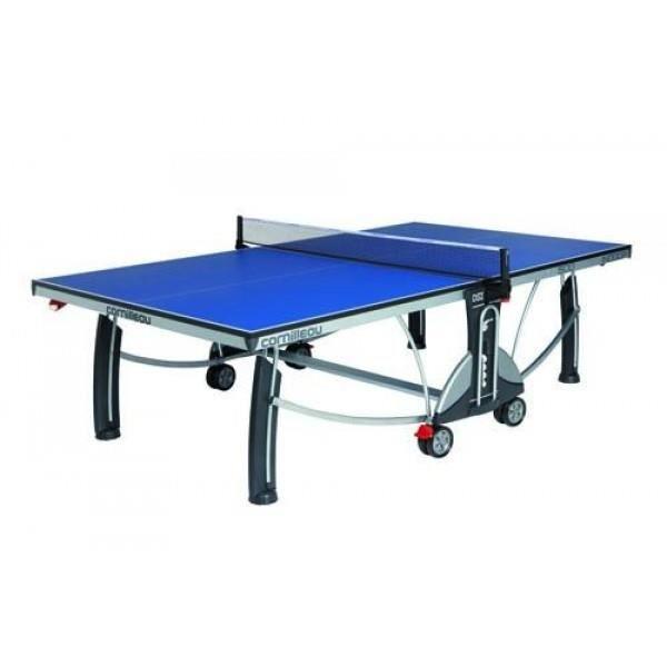 Ping Pong Table Pliante Outdoor Bleue Modele 500 Prix Pas Cher
