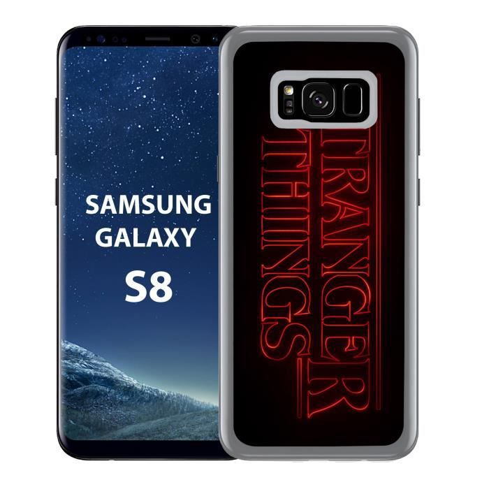 stranger things coque samsung