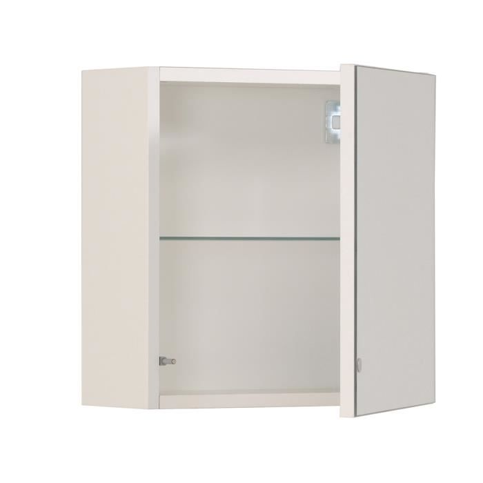 Cube De Rangement Pour Salle De Bain 40 Cm En Panneaux De Particules