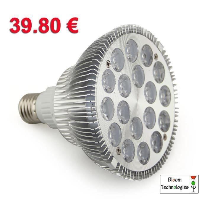 Lampe Watts 54 Intérieure Phyto Led Floraison Indoor A514 Culture Ampoule Horticole Hydroponie 1JFKcl
