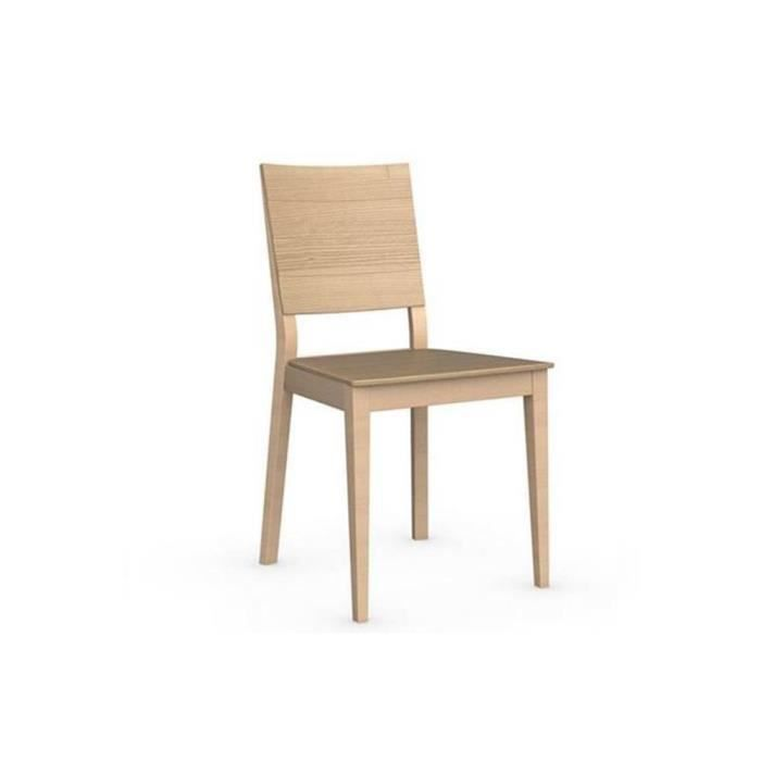 Chêne Achat Structure Tissus Style Line Chaise Italienne Assise eD2HYIEW9