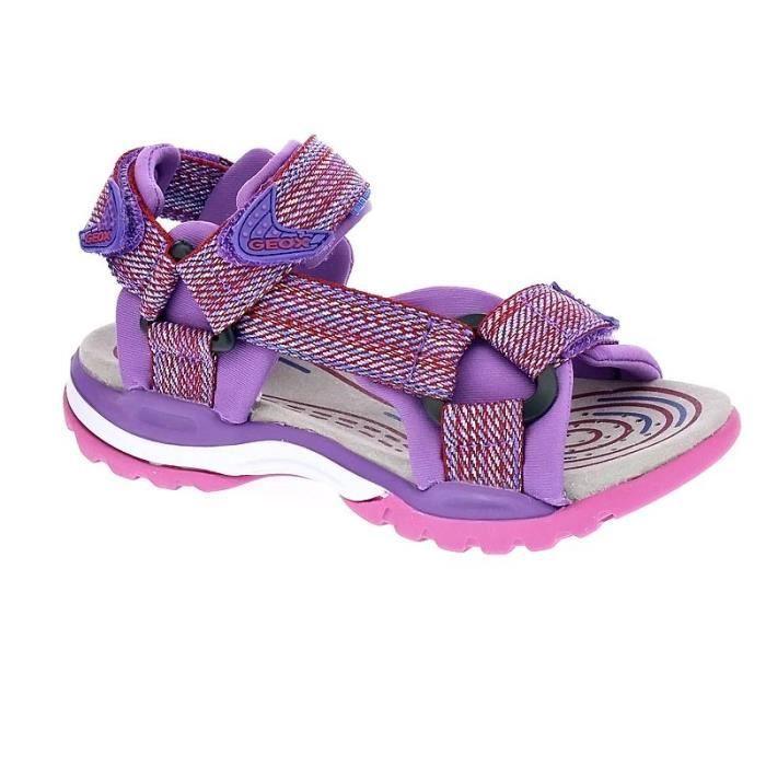 Chaussures Geox FilleSandales modèle Boralis Girl