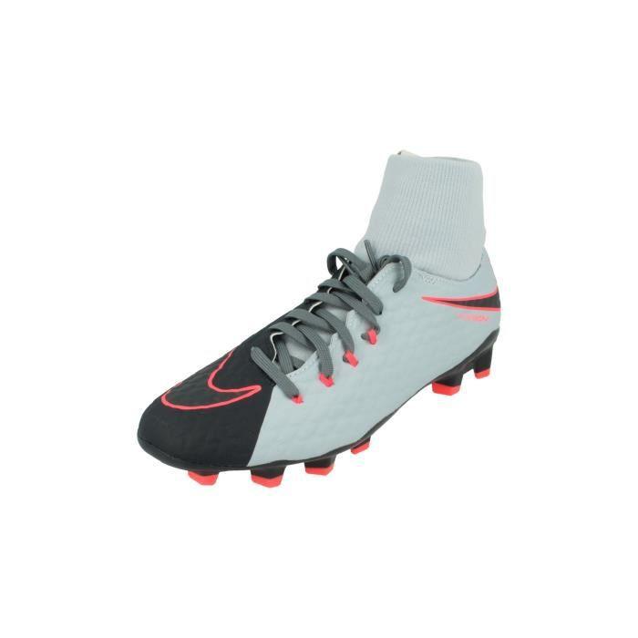 quality design b7923 21a6b CHAUSSURES DE FOOTBALL Nike Hypervenom Phelon 3 Df FG Hommes Football Boo
