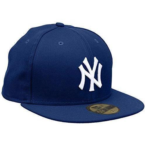 New Era Casquette Baseball Homme Basic Bonnet Ny Yankees Mlb 59