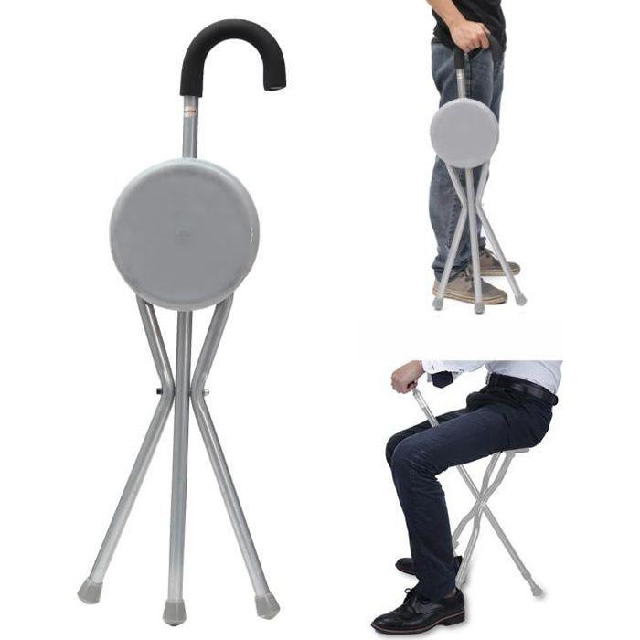 canne de plastique pour chaise en fer