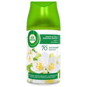 DÉSODORISANT INTÉRIEUR AIR WICK Recharge spray Freshmatic Jasmin - 250 ml