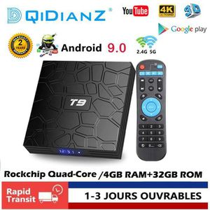 BOX MULTIMEDIA Nouveau! ! ! DQiDianZ Android 8.1 T9 Grande capaci