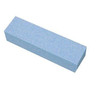 LIME A ONGLES 10pcs Bleu polissage ponçage tampon bloc acrylique