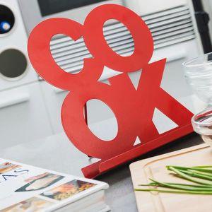 PANIER DE PLACARD PUPITRE POUR LIVRES de cuisine COOK