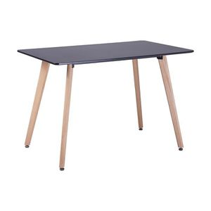 TABLE DE CUISINE  Dora Household Table à Manger Rectangulaire pannea