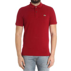ccb534d637 POLO LACOSTE HOMME PH4012476 ROUGE COTON POLO