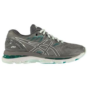 ASICS Femmes Gel Nimbus 20 Marathon de Paris chaussures de course, Bleu GZ8QS Taille 40