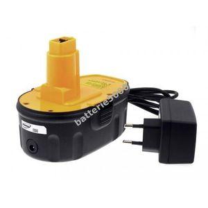 BATTERIE DOMOTIQUE Batterie pour Dewalt Scie Sabre DC-380-N Li-Ion...