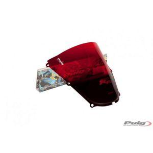 BULLE - SAUTE VENT Bulle Puig RACING colorée (2058) Honda CBR600RR 05