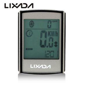 COMPTEUR POUR CYCLE 2-en-1 chronomètre compteur Vélo LCD sans fil Ordi