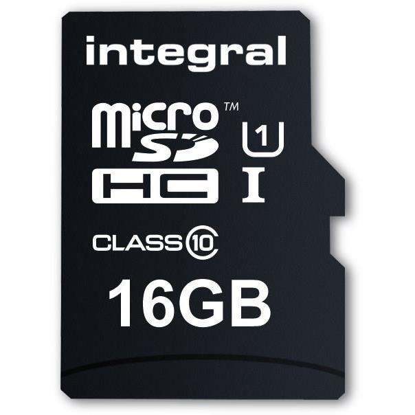 HUAWEI - MICRO SDHC 16GB ADAPTATEUR SDHC-90MB/s