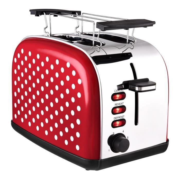 Grille-pain - Toaster Kalorik - Achat / Vente pas cher - Soldes ...