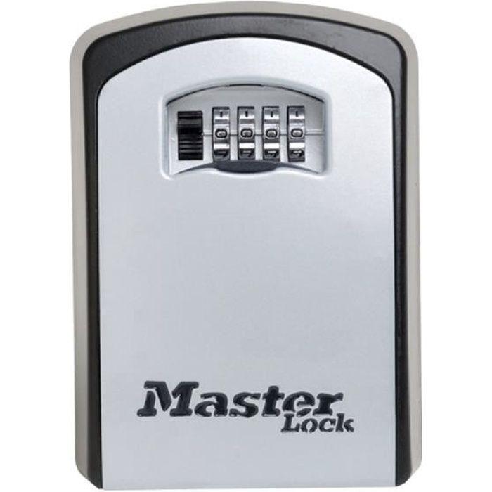 COFFRE FORT MASTER LOCK Boite à clés sécurisée - Format XL - C