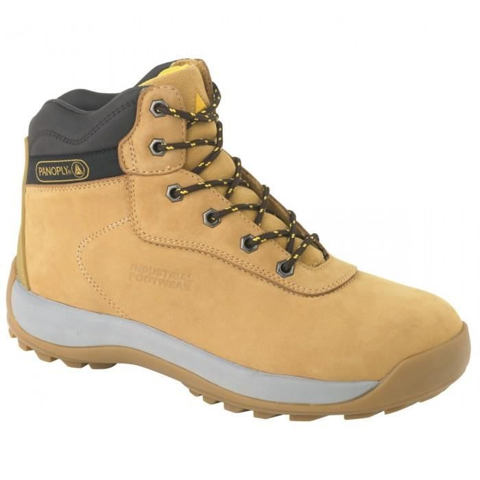Randonnée Delta De Montantes Style Chaussures Sécurité Plus Homme 5LjR43Aq