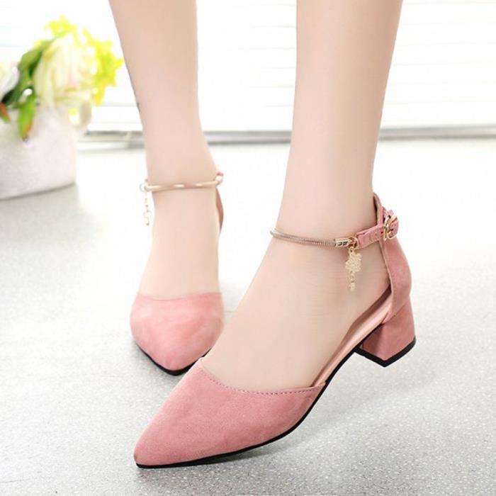 83a91da86ef5d6 Chaussures à talons hauts Chaussures de mariage Sandales d'été ...