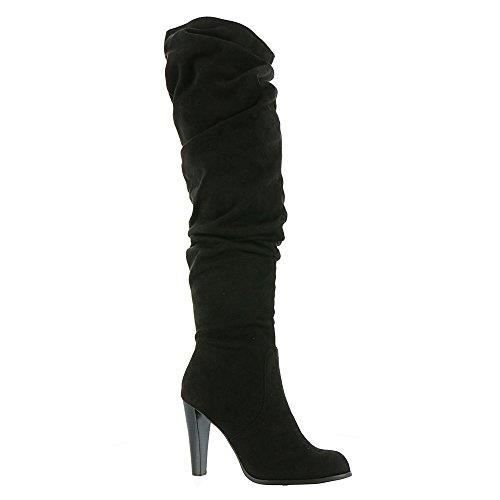 Delia Slouch Boot Q0699 Taille-42