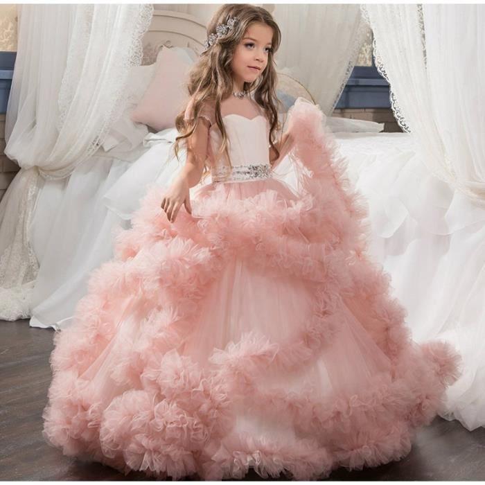 8b20b0734a6 Robe de communion princesse - Achat   Vente pas cher
