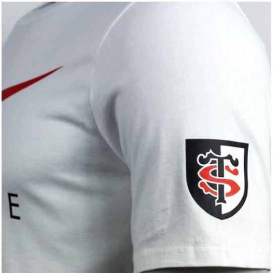 Cdiscount Prix Cher Pas Rugby Nike Shirt Toulouse Tee 64593 FfxPwpHHv