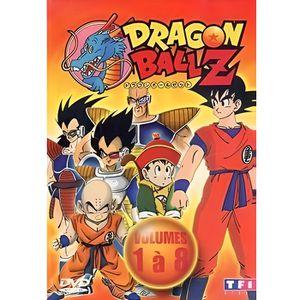 DVD MANGA DVD Coffret dragon ball z : vol. 1 a 8