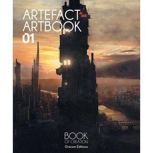 LIVRE ARTS DÉCORATIFS Artefact Artbook