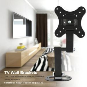 """FIXATION - SUPPORT TV Support de montage mural TV 14""""-26"""" Supports murau"""