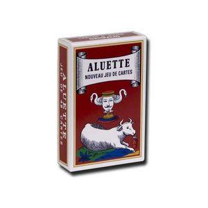 CARTES DE JEU Aluette - Jeu de 48 cartes