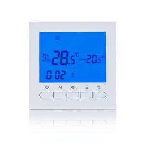 THERMOSTAT D'AMBIANCE Thermostat de chauffage BOT-313W de thermostat de