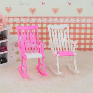 FAUTEUIL Poupée Rocking Chair Almirah Petit Sweet Dream Dol