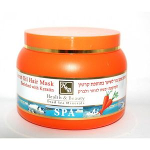 MASQUE SOIN CAPILLAIRE Health and Beauty Dead Sea Minerals - Masque trait