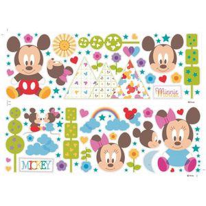 STICKERS MICKEY Stickers muraux 2/25x70cm