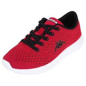 BASKET Chaussures mode ville Delis lace rouge