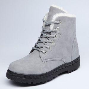 BOTTE bottes de neige femmes bottes chaussures de coton