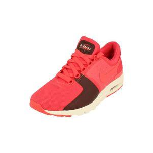 online retailer 08e12 2e056 CHAUSSURES DE RUNNING Nike Femme Air Max Zero Running Trainers 857661 Sn